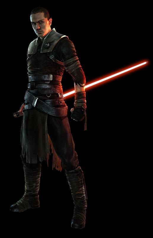 Starkiller, Vader's Secret Apprentice