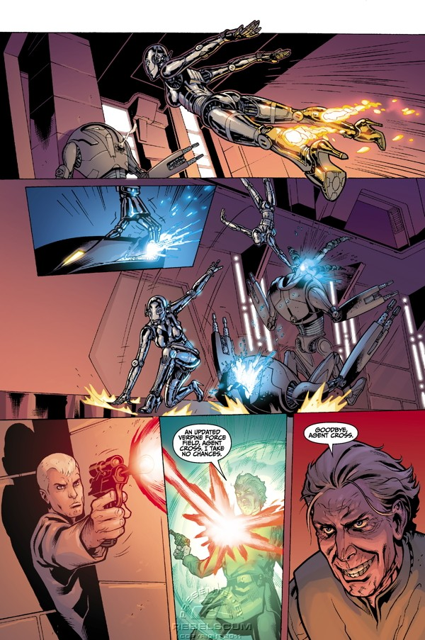 STAR WARS: AGENT OF THE EMPIRE - IRON ECLIPSE 1