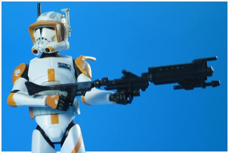 Star Wars Clones Phase 1 Clone Commander Cody Star Wars