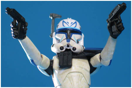 Rebelscumcom The Clone Wars Captain Rex