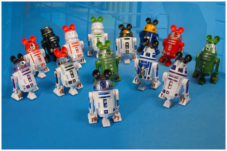 Droid Factory  Droid Base 3