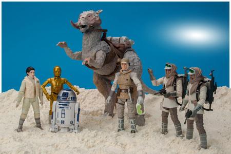 Rebelscum Com Luke Skywalker S Tauntaun
