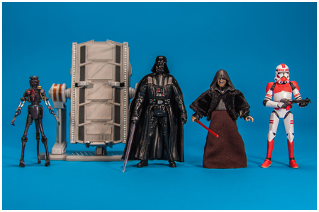 The Rise Of Darth Vader - 2013 Target Exclusive Multipack