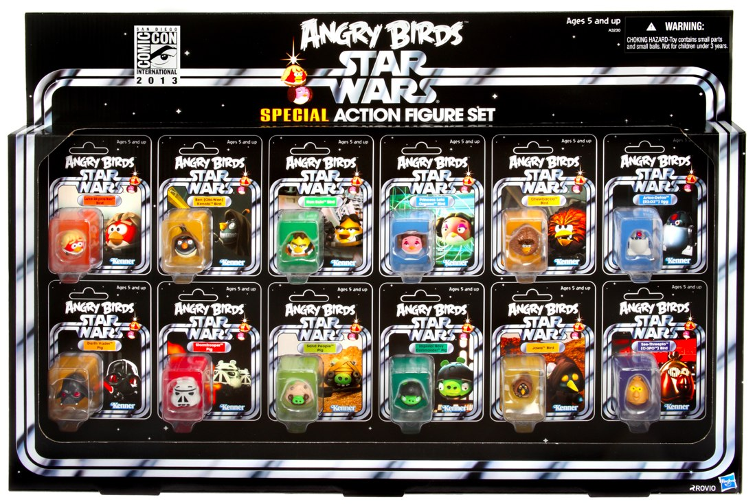 ANGRY BIRDS™ STAR WARS®SPECIAL