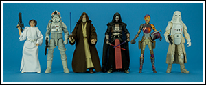 The Black Series Rogue One 6-inch collection