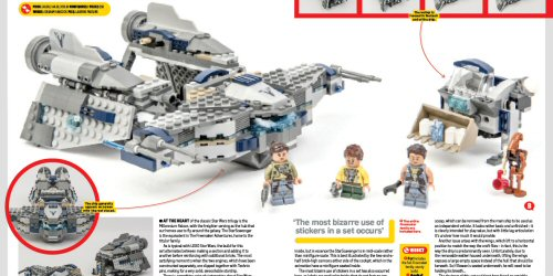 Rebelscum.com: Blocks: Star Wars Special Review