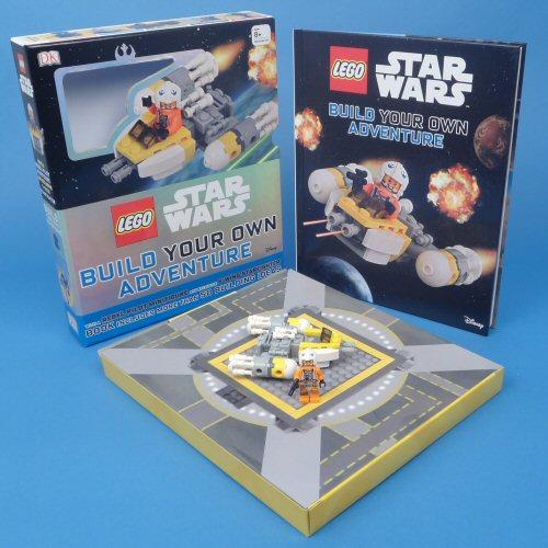 Rebelscum.com: DK: LEGO Star Wars Build Your Own Adventures Review