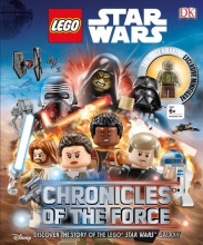 LEGO Star Wars Chronicles of the Force - Cover Pic