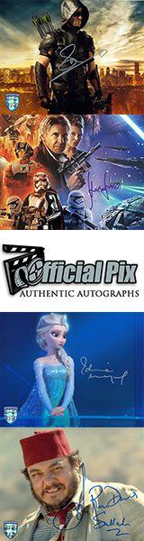 Authentic Autograph Items