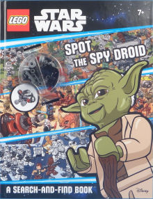 Spot The Spy Droid - A Search-And-Find Book