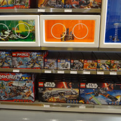 LCS Dreamworld - MicroFighters & The Force Awakens vehicles