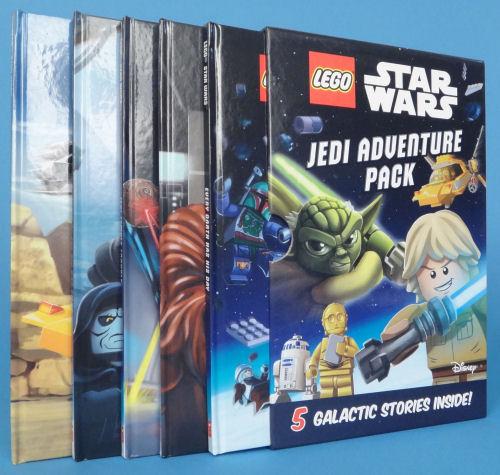 Rebelscum.com: Scholastic: LEGO Star Wars Jedi Adventure Pack