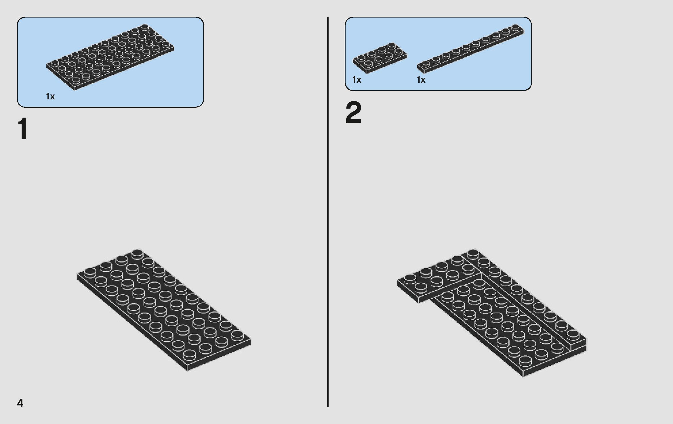 Rebelscum Lego Exclusive Millennium Falcon Cockpit Instructions