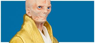 FORCE LINK 2.0 STAR WARS SOLO SUPREME LEADER SNOKE