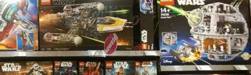 Rebelscum com: LEGO: 75181 UCS Y-Wing Revealed