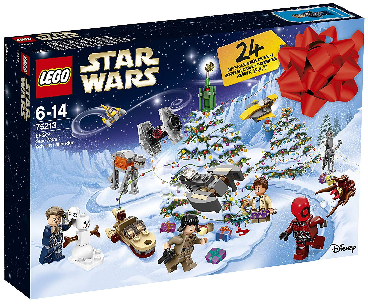 lego 75213 star wars advent calendar. Black Bedroom Furniture Sets. Home Design Ideas