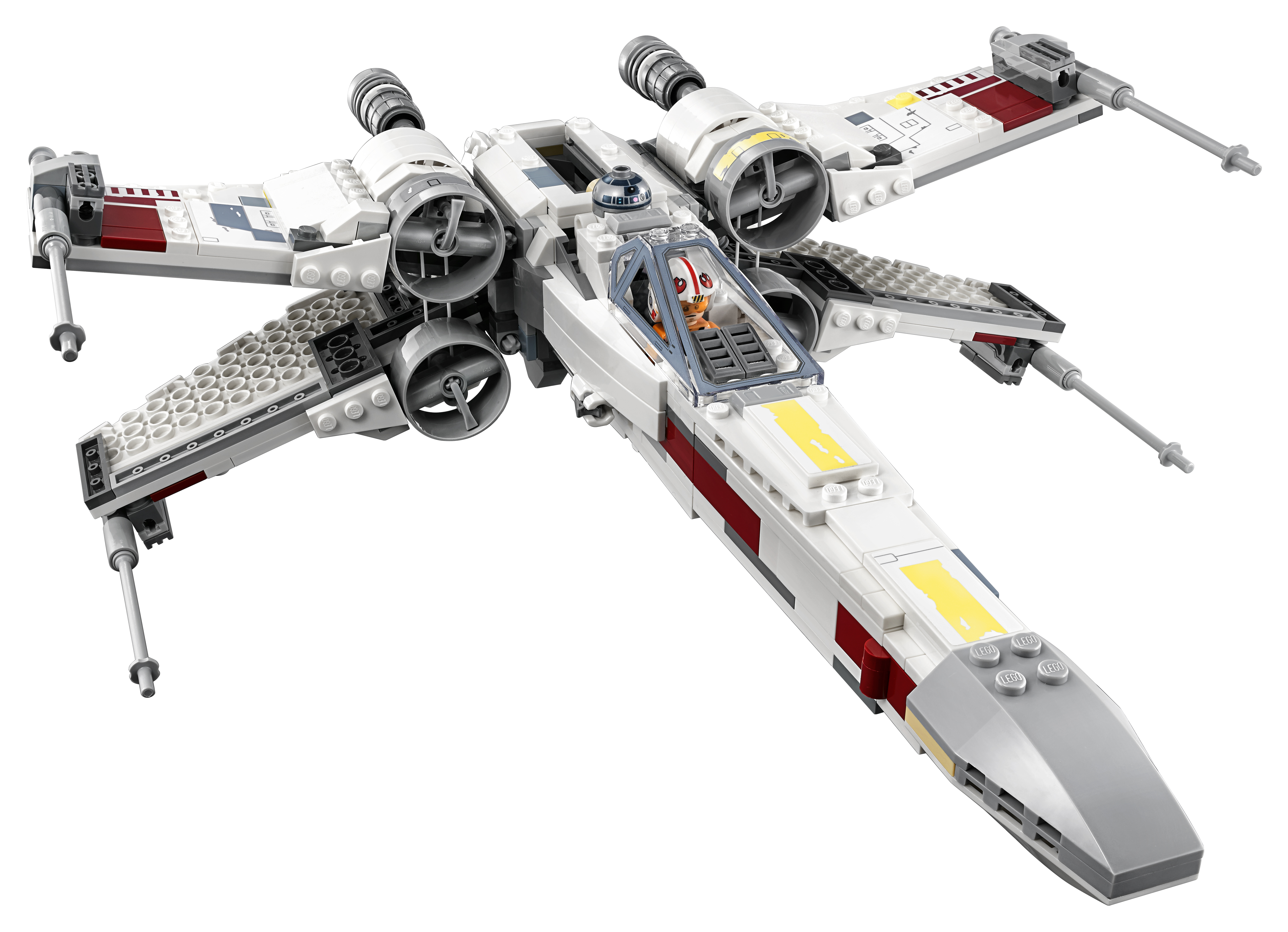 75218 x wing starfighter. Black Bedroom Furniture Sets. Home Design Ideas
