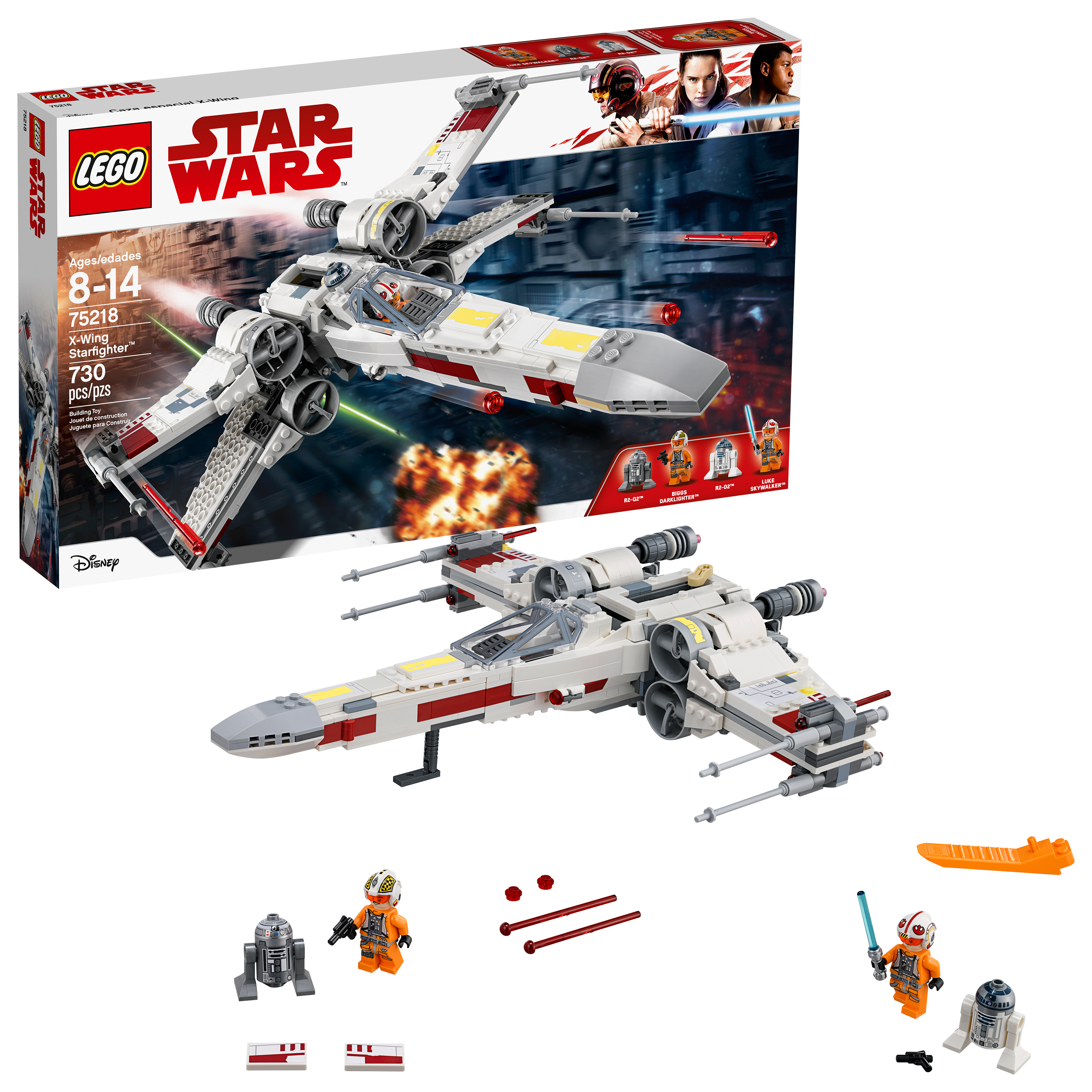 Lego Star Wars X Wing Starfighter: 75218 X-Wing Starfighter