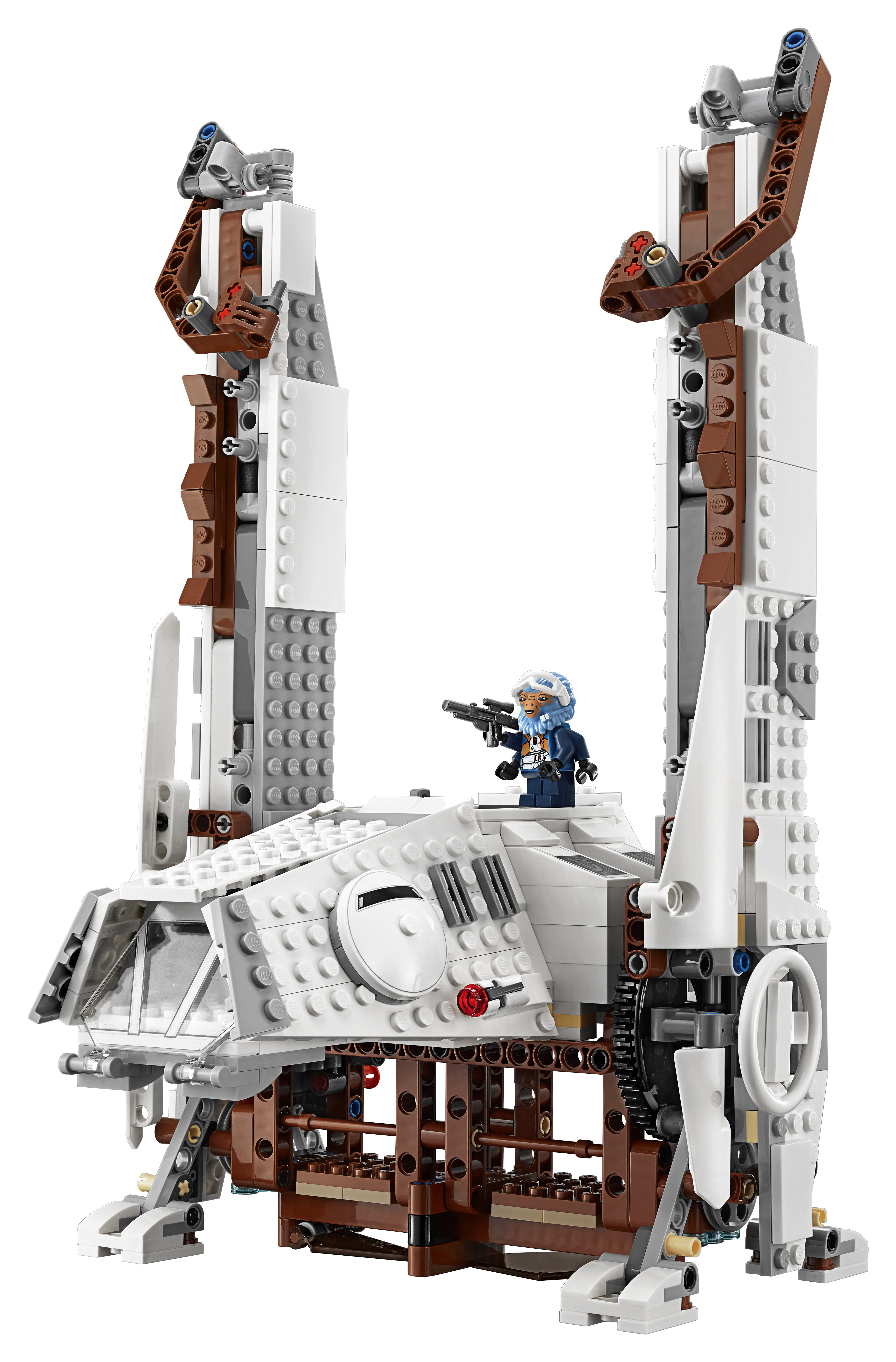 Lego Val 75219 Imperial AT-Hauler Star Wars Solo Minifigure