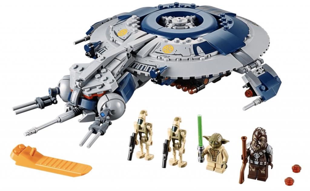 Rebelscumcom Lego Star Wars 2019 Vehicles