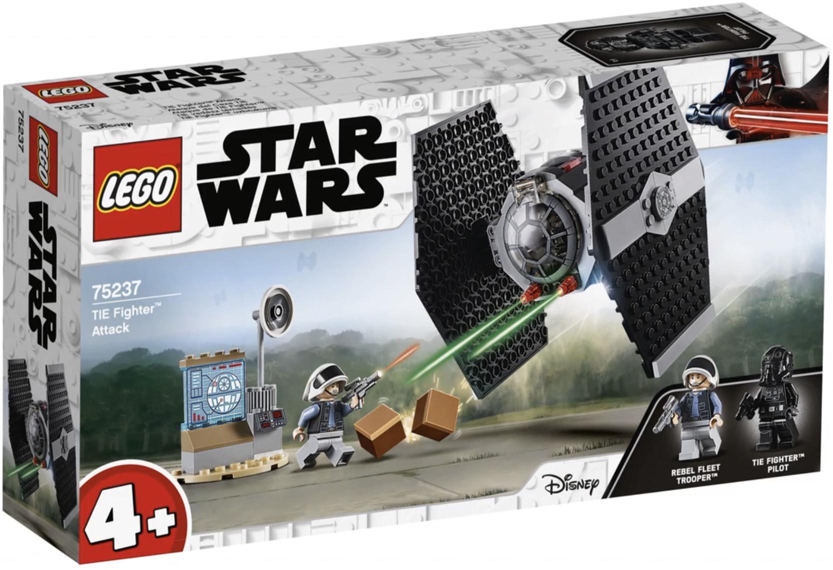 Rebelscum com: LEGO: Star Wars 4+ 2019 Sets
