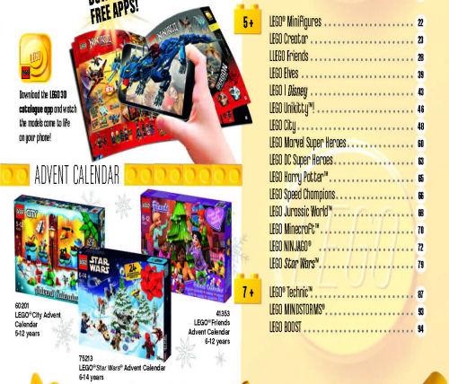 Rebelscum com: LEGO: 2H18 Catalogue Reveals Releases