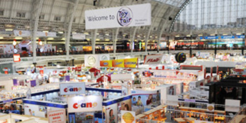 We Have Already Posted Our London Toy Fair Erage And Notably The List Of Exhibitors Did Not Include Lego That S Correct Opening For
