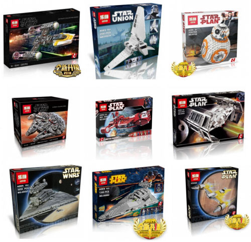 Rebelscum com: LEGO: vs LEPIN