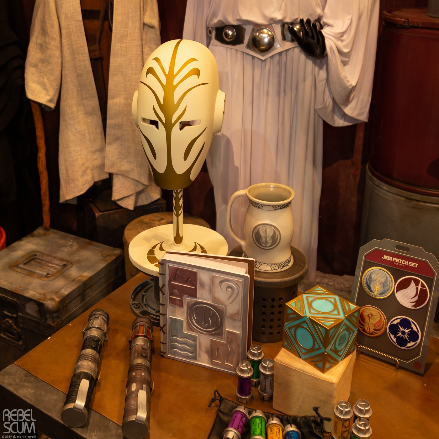 Star Wars Galaxy's Edge Collectibles