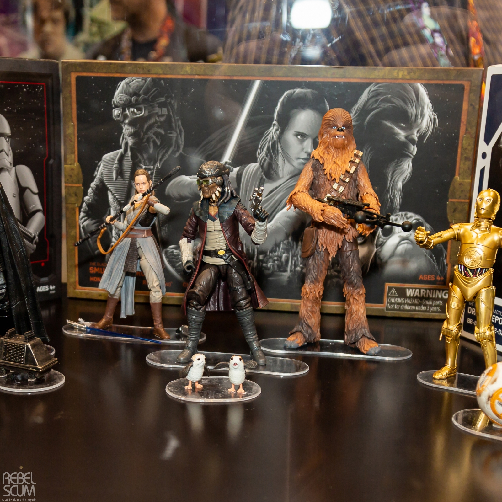 HASBRO COLLECTIBLES STAR WARS