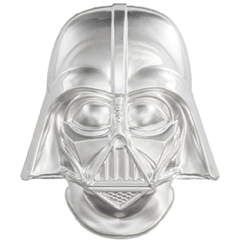New Zealand Mint Darth Vader Coin Front