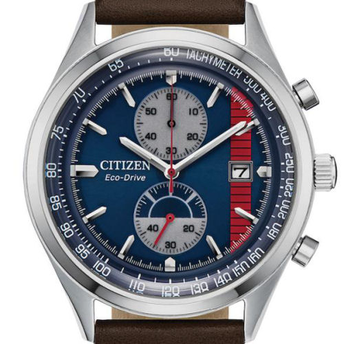 Citizen Star Wars Han Solo watch - front