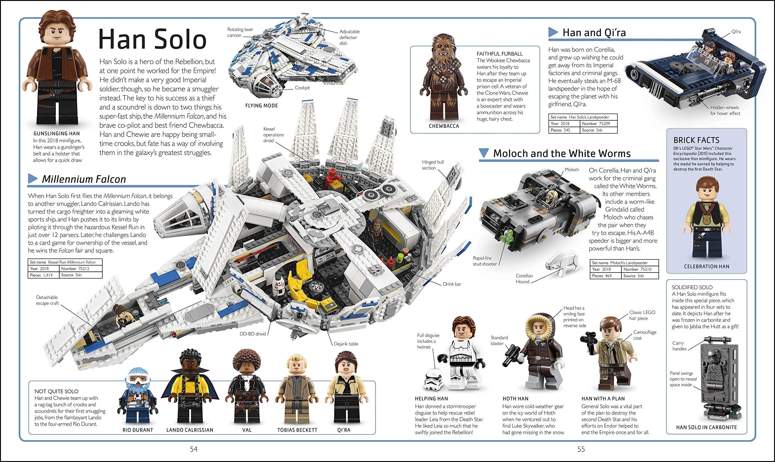 Rebelscum com: DK: New LEGO Star Wars Visual Dictionary Revealed