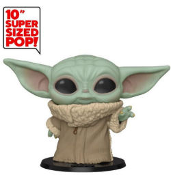 Funko Pop Vinyl The Child 10 inch - aka Baby Yoda!