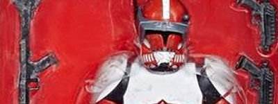 Hasbro Black Series Commander Fox action figure
