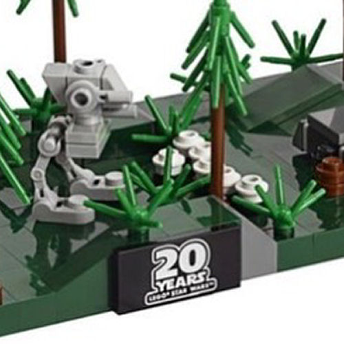 LEGO Star Wars 40362 Battle for Endor - loose