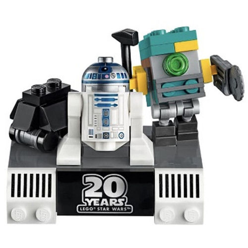 LEGO 75222 Droid Commander gift-with-purchase polybag