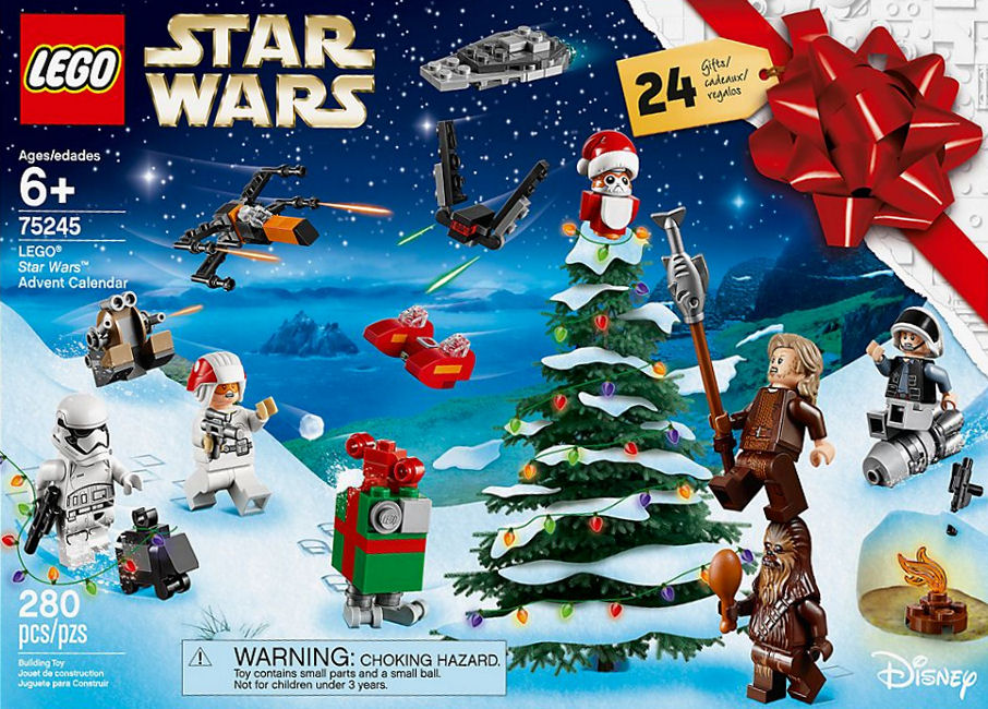LEGO Star Wars Stormtrooper Blaster from 2019 Advent Calendar set 75245