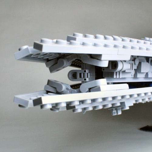 75252 Imperial Star Destroyer - Bow Clips
