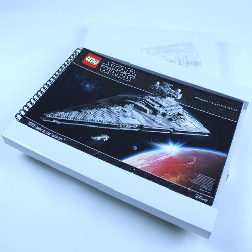 75252 Imperial Star Destroyer - Instruction Book