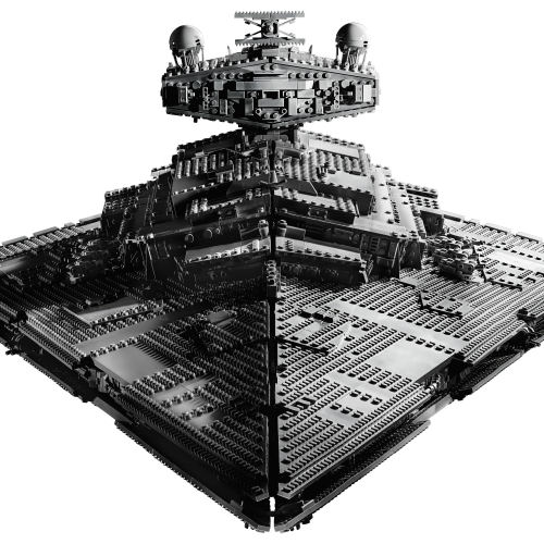 LEGO 75252 Imperial Star Destroyer front