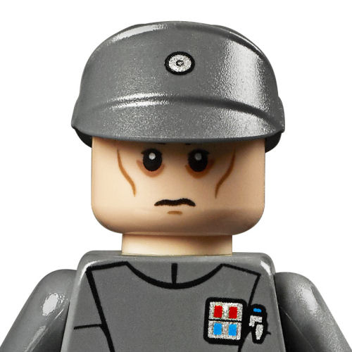 LEGO 75252 Imperial Star Destroyer - Lieutenant minifig