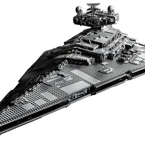 LEGO 75252 Imperial Star Destroyer oblique