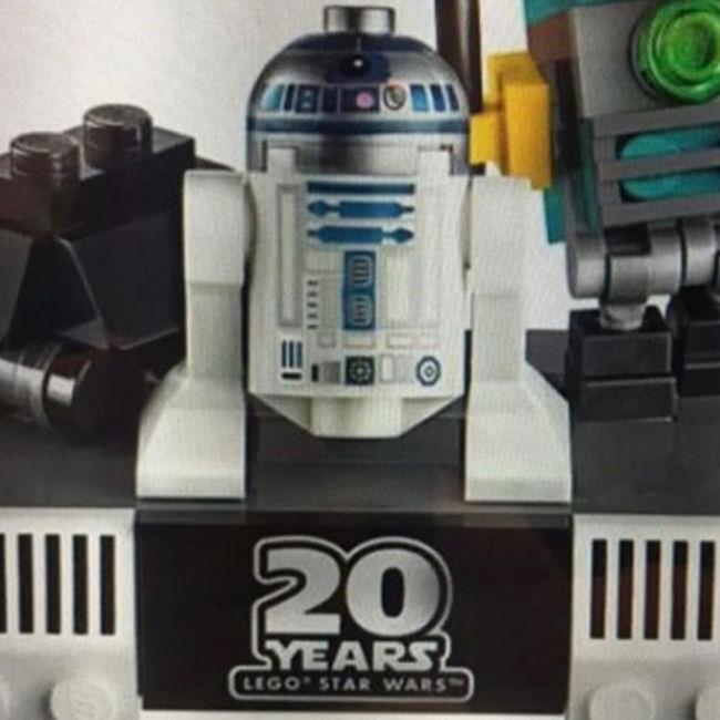 LEGO Droid Commander Mini Polybag