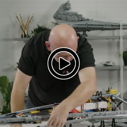 75252 UCS Imperial Star Destroyer -  designer video