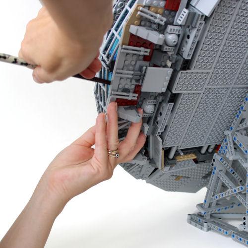 Rebelscum Com Lego Efferman S Vertical Stand