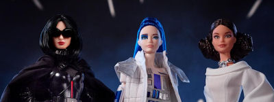 Mattel Announces Barbie Star Wars Dolls