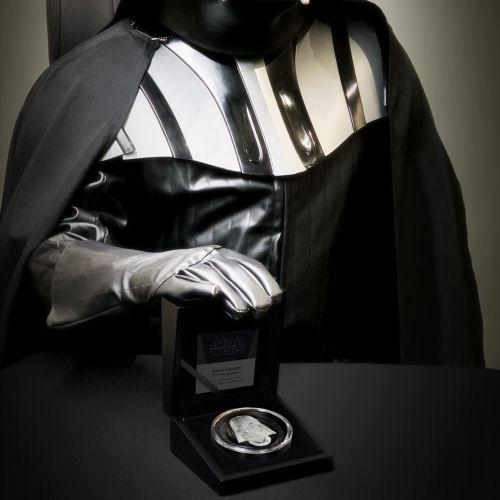 New Zealand Mint Darth Vader Coin Reveal