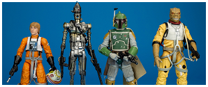 The Black Series Archive 6-inch Wave 1 Collection