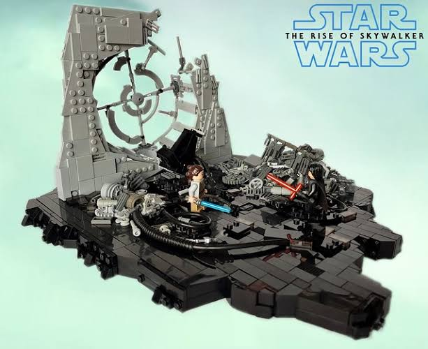 Rebelscum Com Lego The Rise Of Skywalker Create Your Own Saga